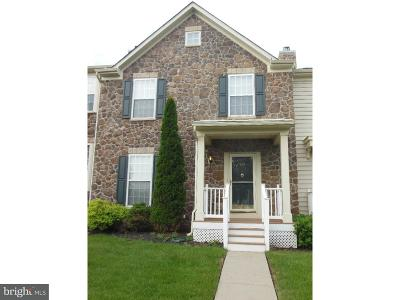 Bucks County Townhouse For Sale: 238 Kulp Drive