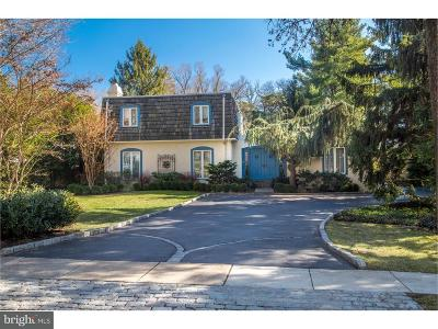 Haverford Single Family Home For Sale: 115 Booth Lane