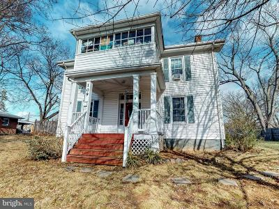 Warren County Single Family Home Under Contract: 109 The Hill