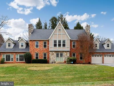 Silver Spring Single Family Home For Sale: 15304 Watergate Road