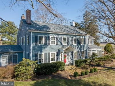Cranbury Single Family Home Under Contract: 156 Cranbury Neck Road