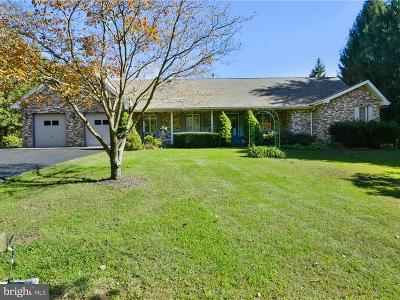 Fauquier County Single Family Home For Sale: 8819 Woodward Road