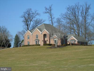 Chambersburg Single Family Home For Sale: 3727 New Franklin Road
