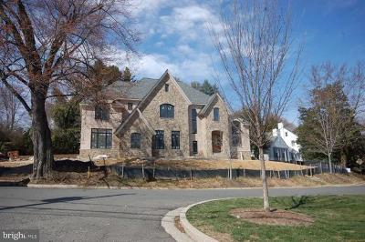 Alexandria City, Arlington County Single Family Home For Sale: 3200 Abingdon Street N