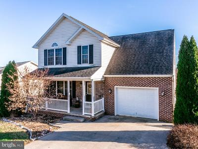 Rockingham County Single Family Home Active Under Contract: 3087 Legion Way