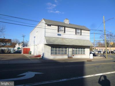 Glassboro Commercial For Sale: 147 E High Street
