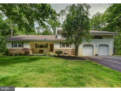 Robbinsville Single Family Home For Sale: 55 Tindall Road