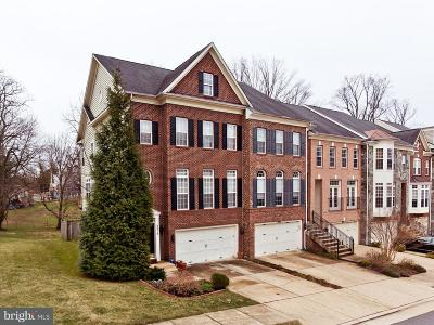 Annandale Townhouse Active Under Contract: 4619 Aspen Hill Court