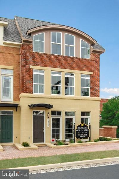 Fairfax Townhouse For Sale: 10374 Sager Avenue