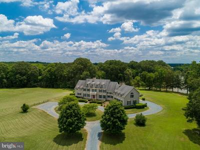Easton Single Family Home For Sale: 10369 Todds Corner Road