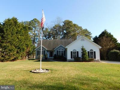 Dagsboro Single Family Home Under Contract: 127 Creekside Drive
