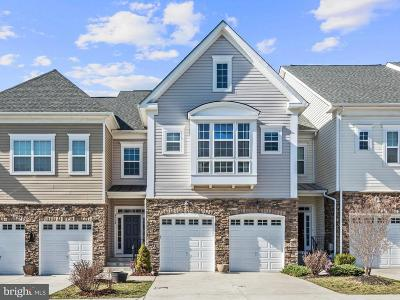 Laurel Townhouse Under Contract: 8718 Polished Pebble Way