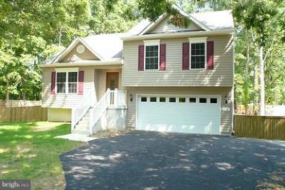 Single Family Home For Sale: 213 Pine Cove Lane