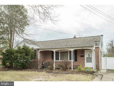 Hatboro, Horsham Single Family Home For Sale: 653 W County Line Road