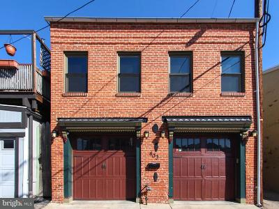 Fells Poi Nt, Fells Point, Fells Point/Hopkins, Fells Pt./Hopkins Townhouse For Sale: 403 Duncan Street