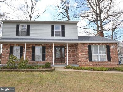 Sykesville Single Family Home For Sale: 5682 Mineral Hill Road