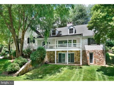 Haverford Single Family Home For Sale: 501 Rose Lane
