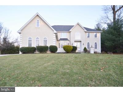 Cherry Hill Single Family Home For Sale: 14 Collage Court