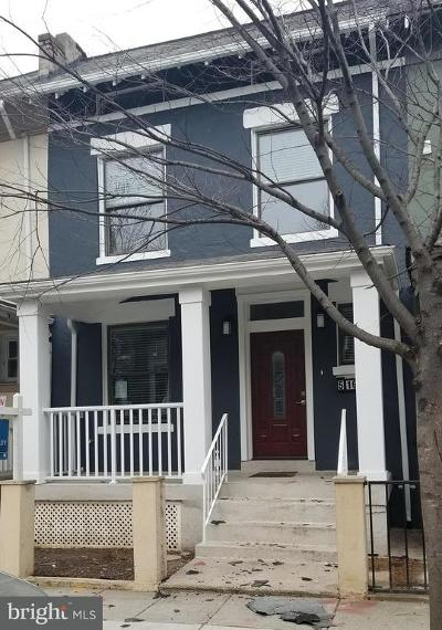 Washington Townhouse For Sale: 516 Columbia Road NW
