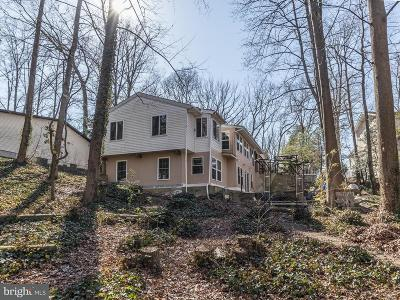 Severna Park Single Family Home For Sale: 791 Creek View Road