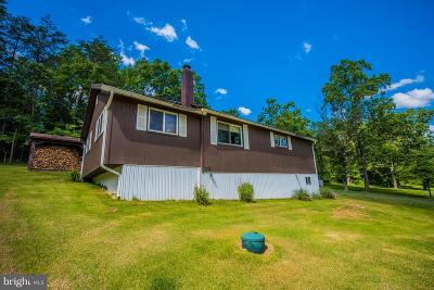 Great Cacapon Single Family Home For Sale: 121 Woodlawn Drive