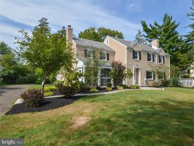Yardley Single Family Home For Sale: 908 Edgewood Road