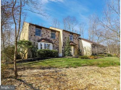 Yardley Single Family Home For Sale: 1537 Quarry Road