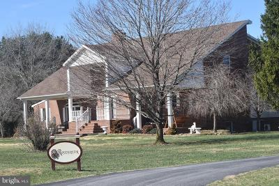 Page County Single Family Home For Sale: 670 S Fork Road