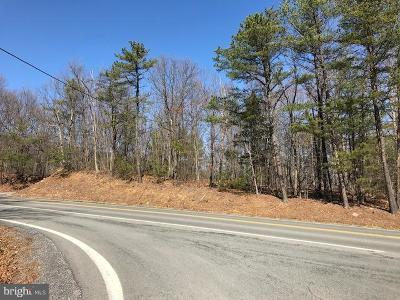 Frederick County Residential Lots & Land For Sale: Wardensville Pike