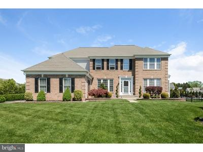 Robbinsville Single Family Home For Sale: 2 Thompson Way