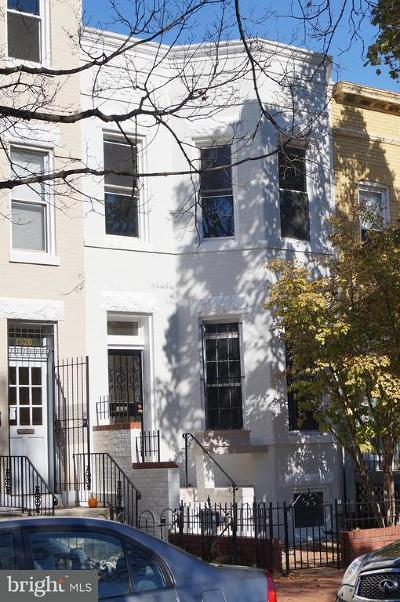 Capitol Hill, Capitol Hill East, Capitol Hill/H Street, Capitol Square Place Single Family Home For Sale: 1322 G Street NE