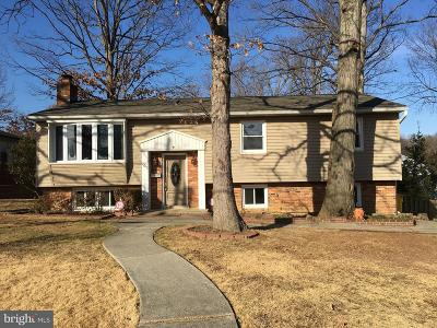 Linthicum Heights Single Family Home For Sale: 702 Maple Road W