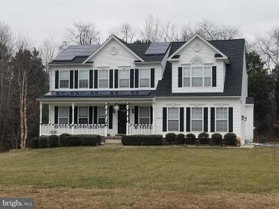 Hughesville Single Family Home For Sale: 6271 Baywood Court