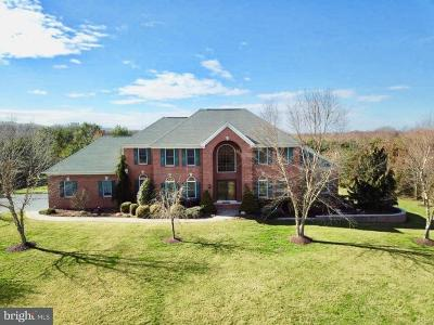 Robbinsville Single Family Home For Sale: 4 Landview Court