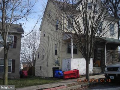 Pottstown Townhouse For Sale: 537 West Street