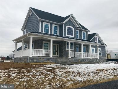 Hedgesville Single Family Home For Sale: Hilyard Circle