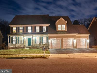 Severn Single Family Home For Sale: 7409 Campbell Drive
