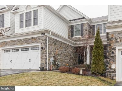 Newtown Square Townhouse For Sale: 307 Sunny Brook Lane