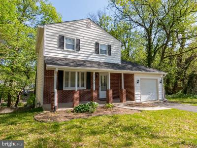 Baltimore Single Family Home For Sale: 1292 Limit Avenue