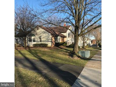 Newtown Single Family Home For Sale: 15 Meridian Circle