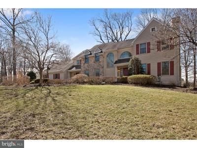 Chadds Ford Single Family Home For Sale: 4 Beechwood Circle