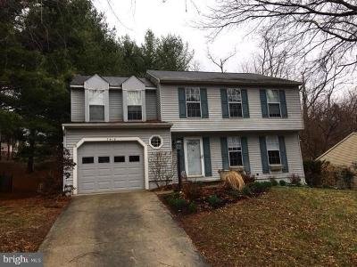 Columbia Single Family Home For Sale: 7410 First League