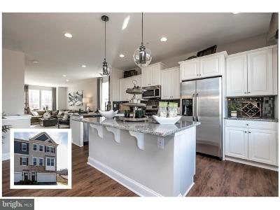 Downingtown Townhouse For Sale: Lot 84 Dawson Place