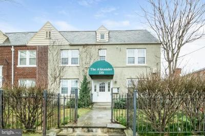 Washington Condo For Sale: 330 Delafield Place NW #3
