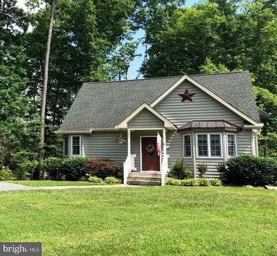 Dowell, Solomons Single Family Home For Sale: 380 Gideon Lane