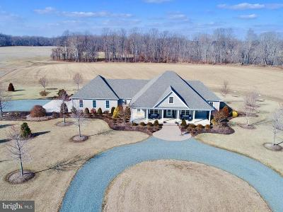 Kent County Farm For Sale: 26360 Lambs Meadow Road