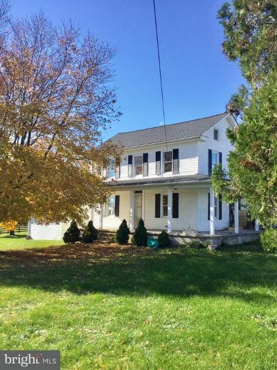 Farm For Sale: 1330 Baust Church Road