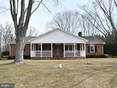 Jarrettsville Single Family Home For Sale: 4125 Federal Hill Road