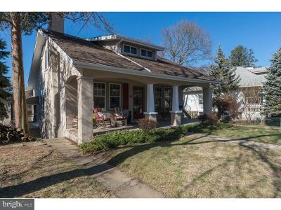West Chester Single Family Home Under Contract: 116 Maple Lane