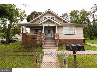 Gloucester City Multi Family Home For Sale: 229 Nicholson Road